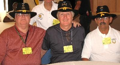 Mike Riley, Fred Schaaff, Castillo Camarillo