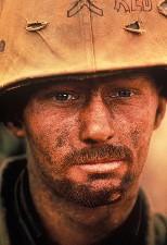 faces of war, a Marine at Khe Sahn