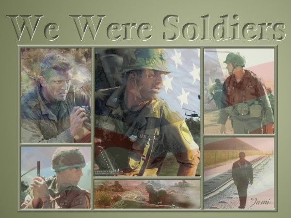 "Poems: ""We Were Soldiers,"" and ""Eye of the"
