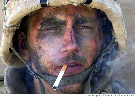 Marlboro Man of Fallujah