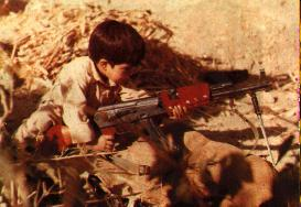 child mujahideen