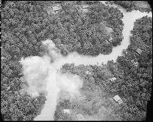 smoke fills the valleys