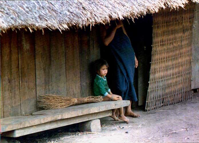 Vietnamese child