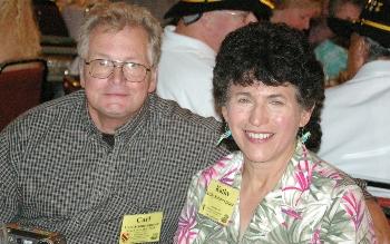 Carl and Kathy Schmeckpeper