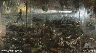 battle at Long Tan