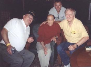 Larry Oertel, Doc Bertola, Larry Snyder, Fred Schaaf